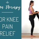Yoga therapy for knee pain relief [Free Yoga Class]