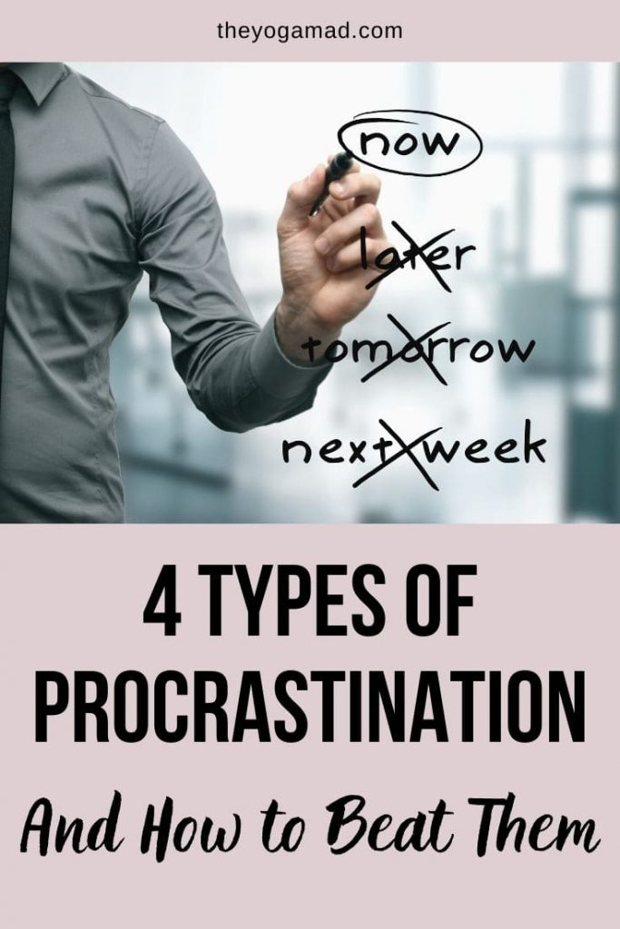Types of Procrastination