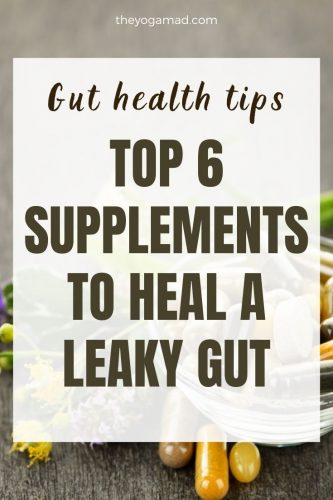 Top 6 Supplements to Heal a Leaky Gut