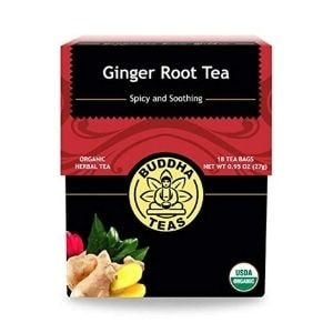 Buddha Tea Organic Ginger Root