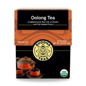 Buddha Tea Oolong Organic