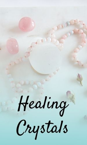 Healing Crystals - The YogaMad
