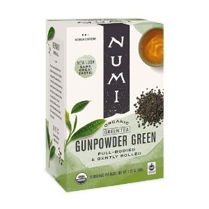 Numi Gunpowder Green Tea Organic