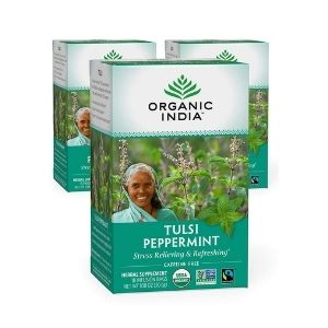 Organic India Tulsi with Peppermint