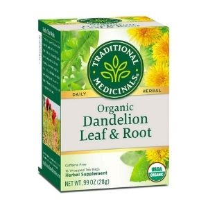 Traditional Medicinals Organic Dandelion Leaf & Root