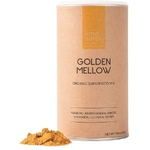 Golden Mellow Turmeric Tea
