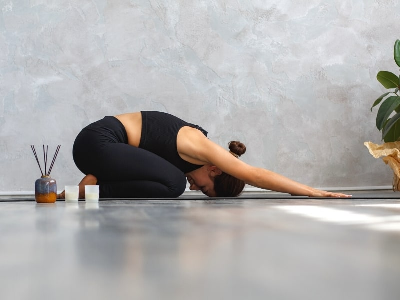 Read more about the article Yoga for Anxiety Relief: 12 Poses to Keep You Calm and Centred