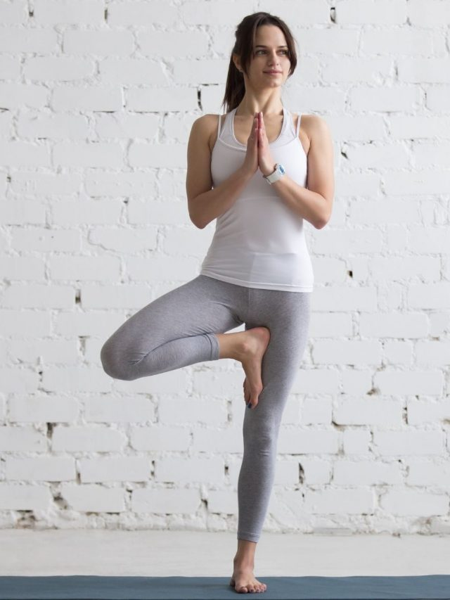 Standing Yoga Poses for Beginners