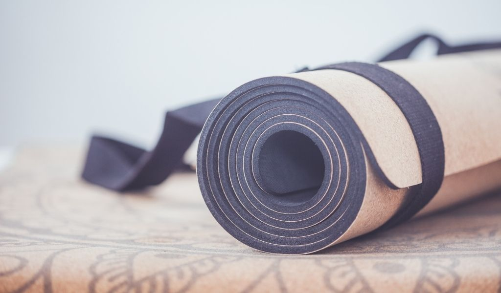 Read more about the article Should I Get a Cork Yoga Mat? [Pros and Cons]